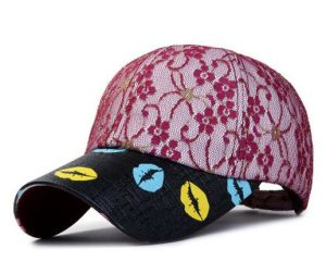 Lace Meshed Cap pictures & photos