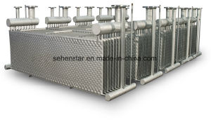 Tannery Waste Water Cooling System 304 All Welded Plate Heat Exchanger pictures & photos