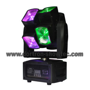 LED Moving Head Beam Effect 8X10W RGBW 4in1