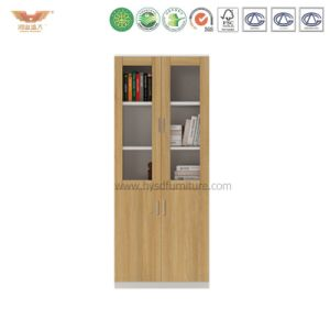 Melamine Office Storage Cabinet Model Furniture File Cabinet (H90-0681) pictures & photos