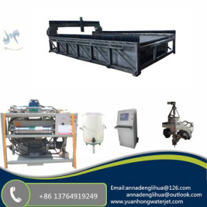 Water Jet Cutting Machine 1m*1m (YH1010S) pictures & photos