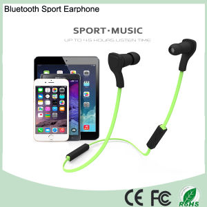 Built- in Microphone Wireless Bluetooth Headset Sport Stereo Headphone (BT-188-B) pictures & photos