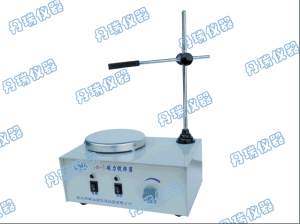 Mixing and Heating Samples Simultaneously Magnetic Hotplate Stirrer pictures & photos
