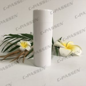 Plastic Container White/Black Pet Empty Bottle for Skincare Packaging (PPC-PB-066) pictures & photos