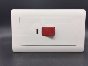 2gang Wall Socket European Style pictures & photos