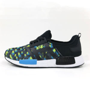 Breathable Footwear Men Jogging Walking Long Distance Running Shoes pictures & photos