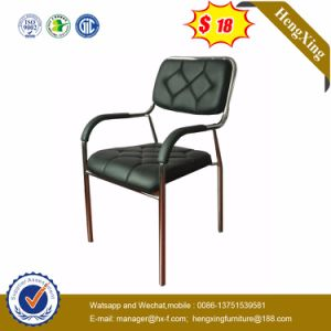 Leather Conference Office Furniture Metal Leg Meeting Chair (Hx-E056) pictures & photos