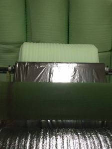 VMPET Laminating Film for Insulation Building Materials pictures & photos