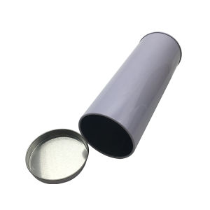 Round Shape Tin Can Wholesale Metal Tin container for Food Packaging pictures & photos