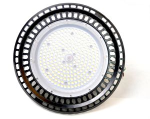 Round LED High Bay 100W 200W LED High Bay Light pictures & photos