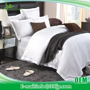 Professional Luxury 1000 Thread Count Duvet Sets with Jacquard pictures & photos