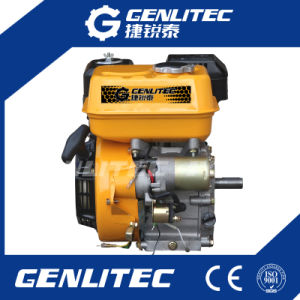 High Quality 5.5HP 163cc 4-Stroke Single Cylinder Gasoline Engine pictures & photos