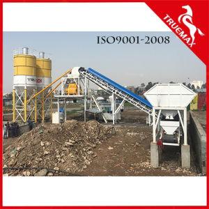 Construction Machine 60m3/H Medium Stationary Concrete Mixing Plant pictures & photos