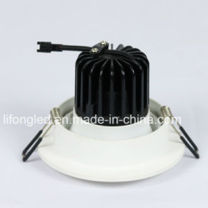 2015 New Design Product LED Ceiling Lights Aluminium 7W 9W LED COB Downlight for Hotel pictures & photos