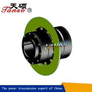 Precision Customized Made Hardened Steel Flange Gear Coupling pictures & photos