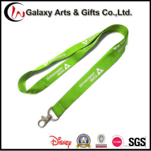 Custom Printed Polyester Flat Promotional Eco-Friendly Lanyard