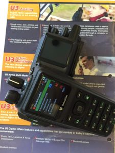 VHF Digital Two-Way Radio in 136-174MHz with GPS Digital Function pictures & photos