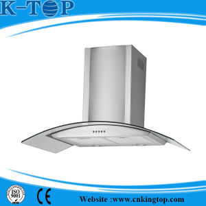 Coated Panel Good Price Slim Range Hood pictures & photos