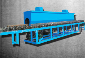 Shot Blast Cleaning Machine for H-Beam and Other Steel Structure pictures & photos