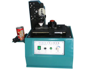 TM-Z9 Small Electric Full Set Pad Printing Machine pictures & photos