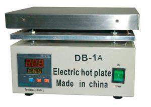 Electronic Hotplate, Laboratory Hotplate Equipment dB-1/dB-1A (digital) pictures & photos