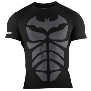 Custom Blank Dri Fit Compression Running T Shirt