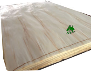 Poplar Veneer for Face pictures & photos