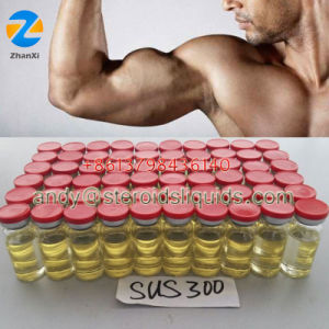 Bodybuilding Lab Customized Injectable Finished Steroids Liquid Sustanon 250/300/400 pictures & photos