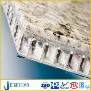 Factory Diret Sales Stone Aluminum Honeycomb Panel for Exterior Wall Flooring pictures & photos