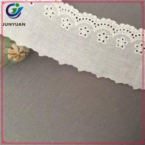 Wholesale off White Sewing Neck Trim Lace Decorative Lace pictures & photos