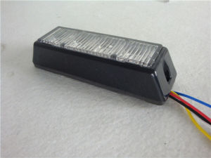 LED Dashboard Light Traffic Signal Warning Light (SL6201-Amber) pictures & photos