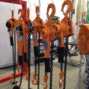 Manual Lifting Lever Block/Hoist with Hook pictures & photos