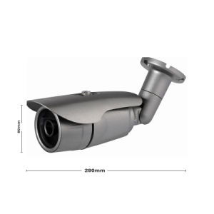 1.0MP Motorized Zoom 2.8-12mm Lens Infrared Outdoor Digital Ahd Camera pictures & photos