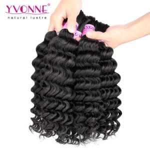 Virgin Brazilian Hair Bulk Natural Human Hair Bulk pictures & photos