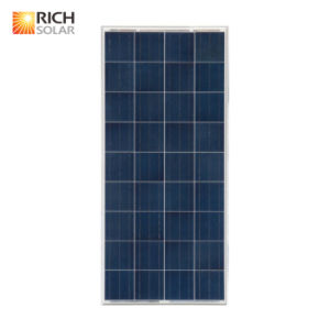 150W Poly Photovoltaic Solar Panel for Home Use pictures & photos