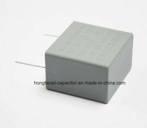 Box Type Metallized Polypropylene Film Capacitor Mpb Cbb21b pictures & photos
