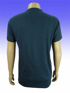 Men′s Custom Printed Round Neck T-Shirt pictures & photos