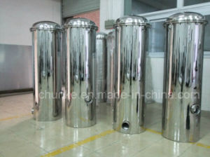 """Industrial Ss / PVC 20"""" PP Cartridge Water Filter Housing Equipment pictures & photos"""