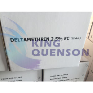 King Quenson Agrochemical Product Deltamethrin 98% Tc for Pesticide Control pictures & photos