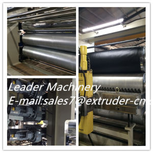 Easy to Operation PVC Edge Band Extrusion Line pictures & photos
