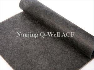 China Direct Supply Activated Carbon Fiber Surface Mat/Felt, Acf, A17008 pictures & photos