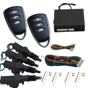 Poupular Remote Central Door Locking System with Classical Transmitter pictures & photos