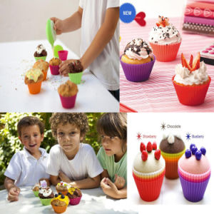 Silicone Mini Muffin Cup Cake Mould pictures & photos