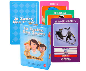 Card Game of Family 7 Customized Paper Playing Cards pictures & photos