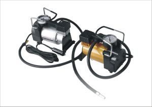 DC12V Portable Mini Air Compressor pictures & photos