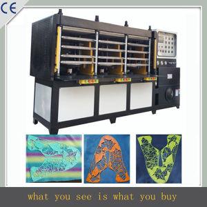 Kpu Shoes Upper Pressing Machine, Sport Vamp Making Machine pictures & photos