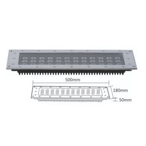 36-48W Square LED Underground Light Outdoor Ground Light High Power Project Light pictures & photos