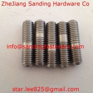 Stainless Steel Carbon Steel Double Head Bolt pictures & photos