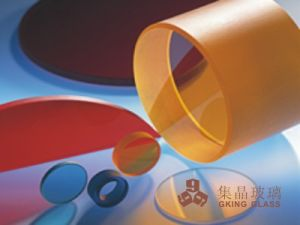 Coating Material Borofloat Glass for Infrared Filter pictures & photos