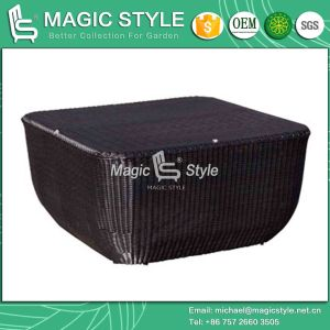 Garden Sofa Set with Cushion Rattan Corner Sofa Set (Magic Style) pictures & photos